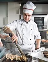 Second de cuisine for Employe restauration collective