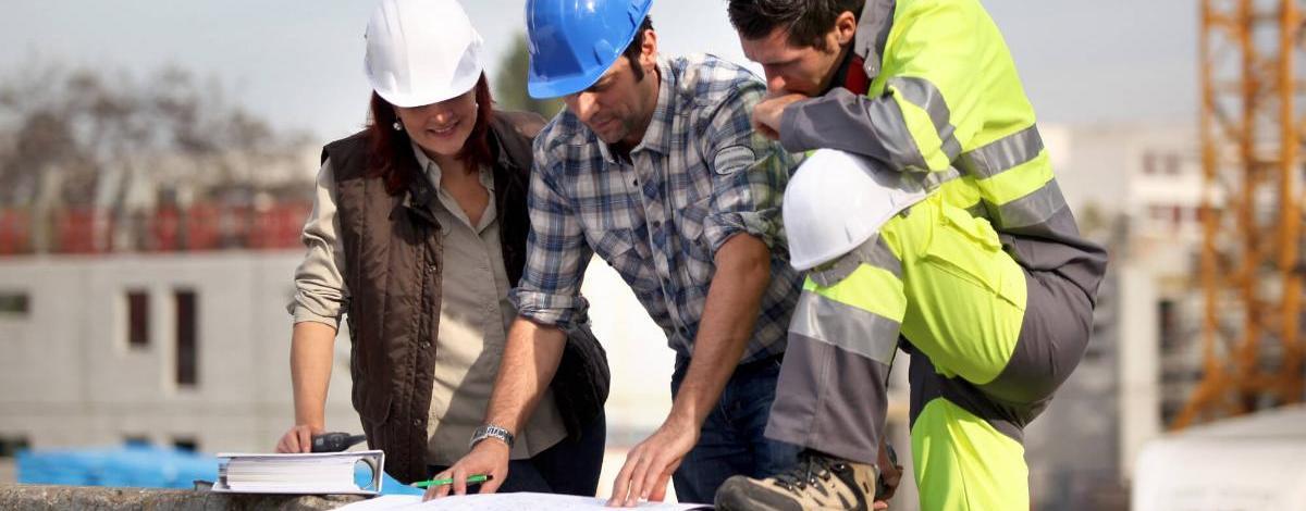 construction bois job