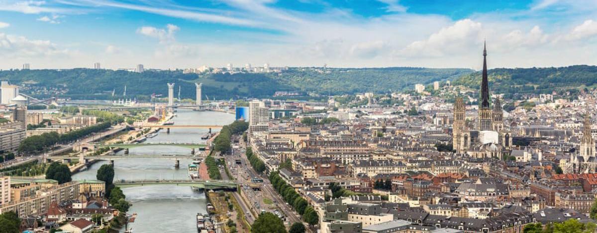 Les Villes Proche De Mont Saint Aignan